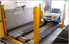 Service Garage Chislehurst