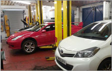Lexus Diagnostics Centre